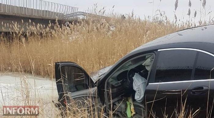 На трассе Одесса-Рени произошло ДТП. ФОТО
