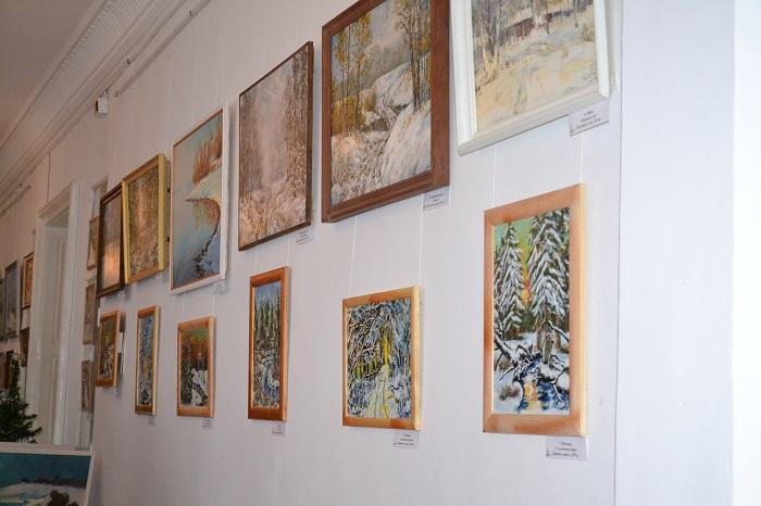 «Зимняя сказка» в музее Придунавья. ФОТО