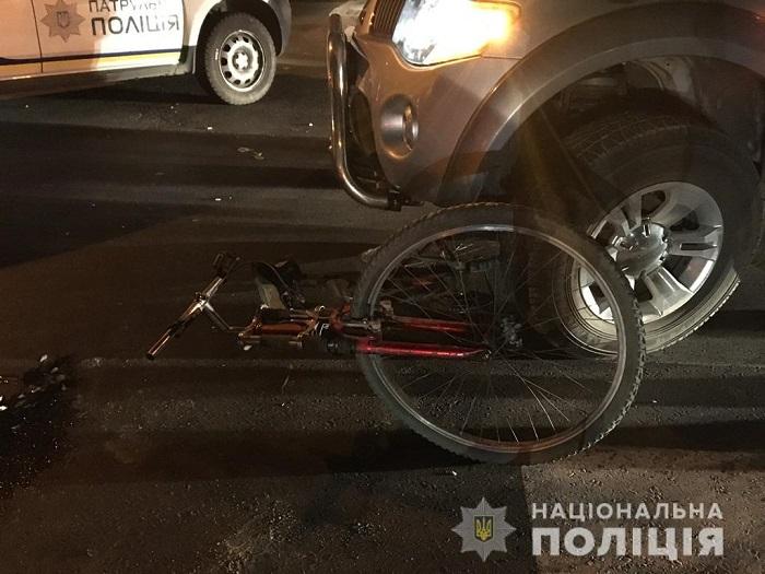 Водитель, который в г. Измаил совершил наезд на велосипедиста, предстанет перед судом