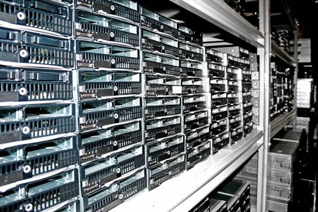 Почему следует выбрать б/у сервер?