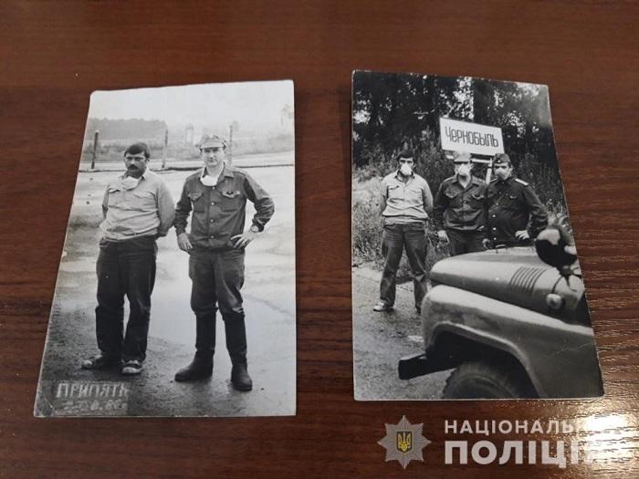 Измаильский милиционер  Владимир Виер о ликвидации последствий аварии на Чернобыльской АЭС