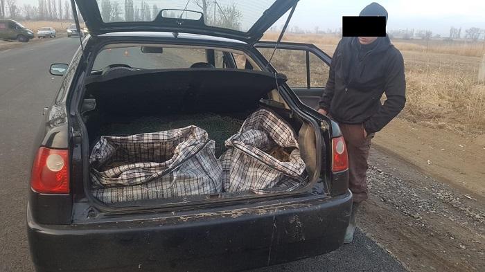 Пограничники обнаружили гражданина, который любит ловить раков в запретный период