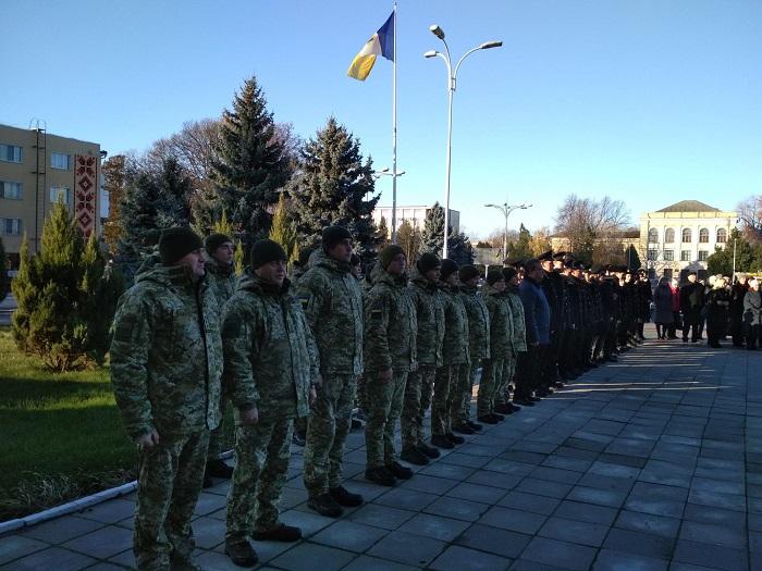 В Измаиле сегодня отметили День Вооруженных сил