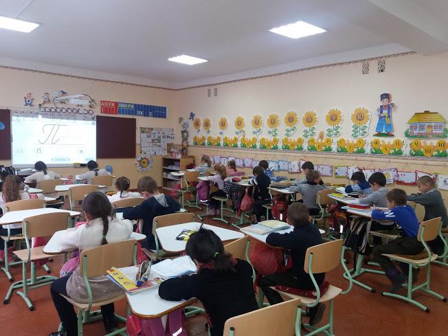 Завершен процесс создания нового образовательного пространства для первоклассников Измаильского района