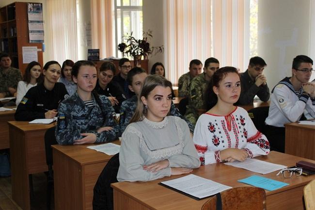 Пограничники приняли участие в научно-практической конференции в Придунайском филиале МАУП
