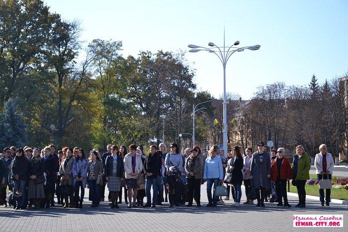 В Измаиле отметили годовщину освобождения города от нацизма. ФОТО