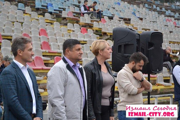матч по Регби в Измаиле. Кишинев-Одесса