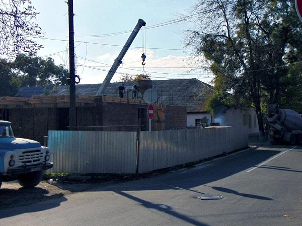 В Измаиле строится социальное жилье. ФОТО
