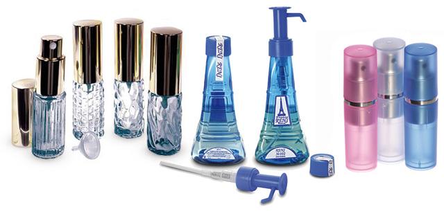 Плюсы наливной парфюмерии