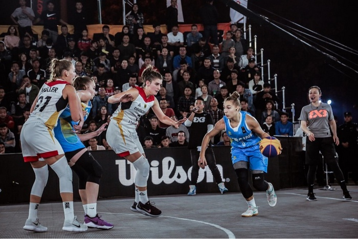 Баскетболистка из Измаила играет в составе сборной Украины