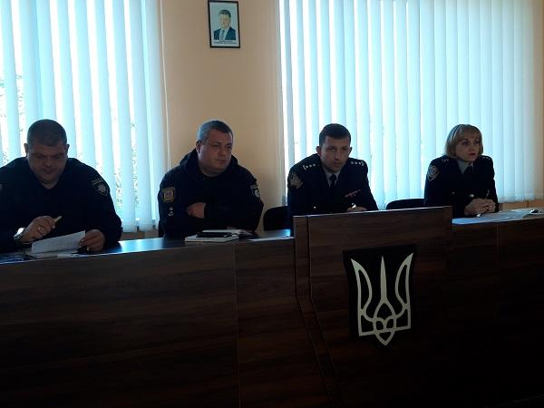 Правоохранители Измаила подвели итоги работы за девять месяцев