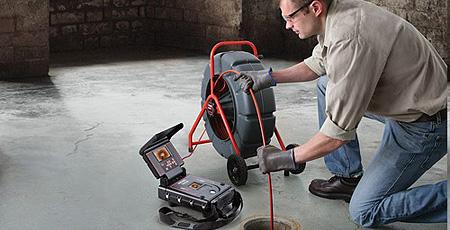 Видеодиагностика трубопровода. Решение проблем засоров, деформации труб с помощью современного оборудования
