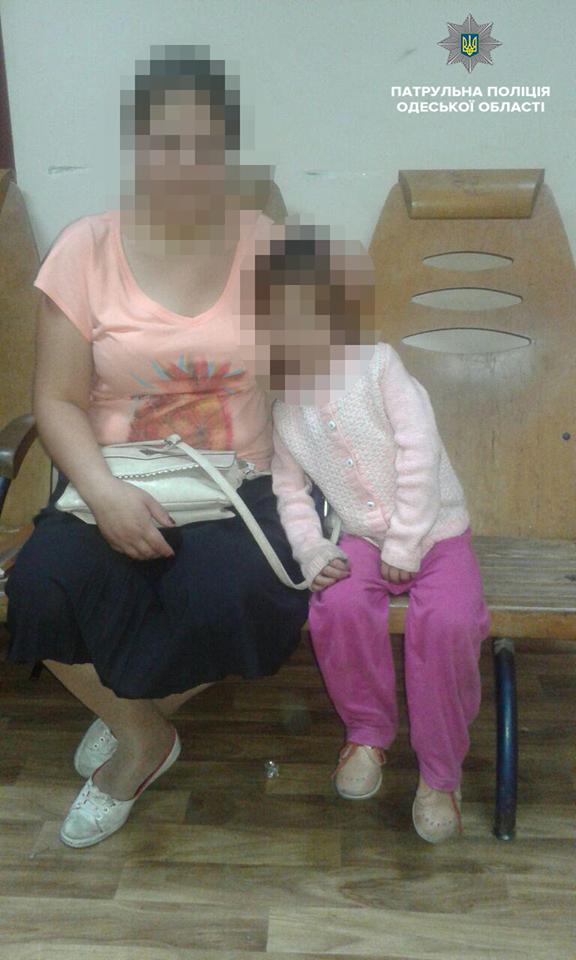 В Измаиле похитили девушку с ребенком для того чтобы оформить кредит
