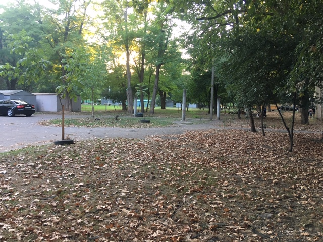 В Измаиле появится парк детского досуга «Веселка»
