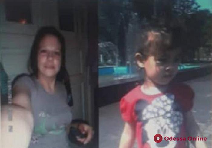 В Измаиле без вести пропала девушка с ребенком