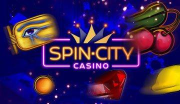 Приятный отдых в casino Spin City