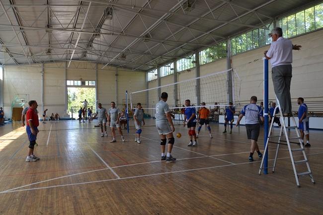 волейбол Измаил