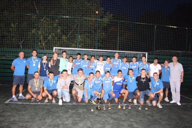 «Бессарабская лига футбола 6х6» назвала победителей