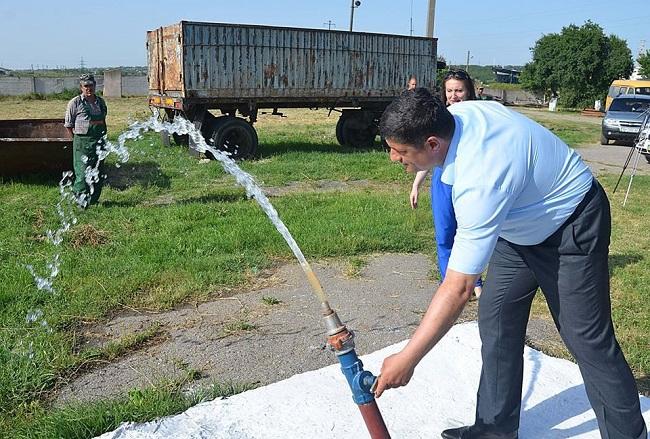 Весной этого года Измаил получил подтверждение, что взято за основу инженерное решение водоснабжения Болграда из Измаила.