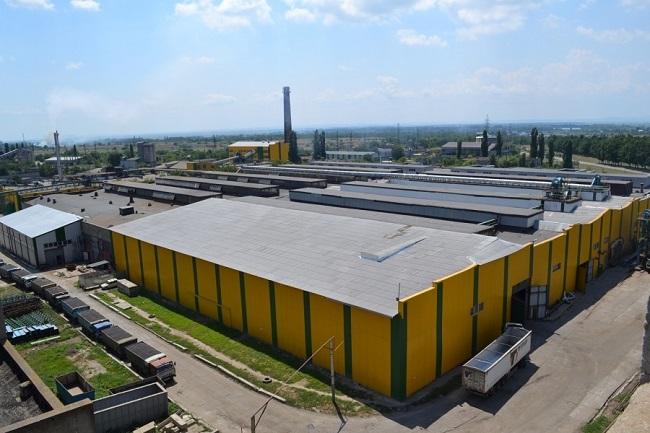 Бессарабия-В завод Измаил