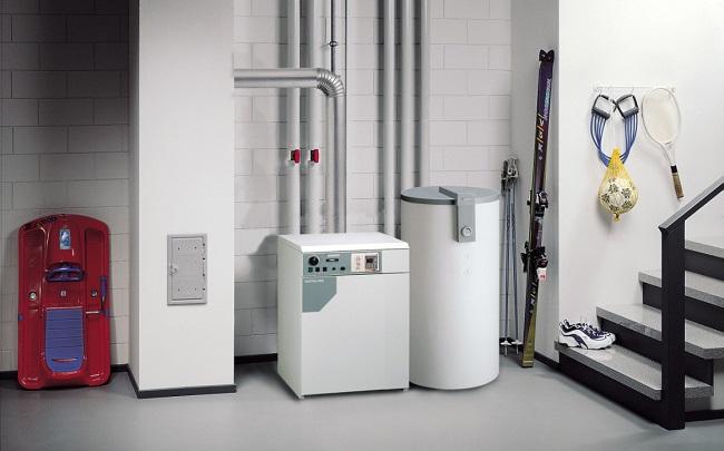 Системы отопления и водоснабжения Graviterm