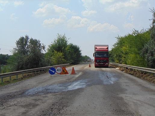 Мэр Измаила о трассе Одесса-Рени