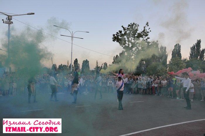 Городской праздник выпускников школ прошел в Измаиле