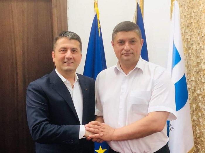 Измаил продолжает сближение с Румынией