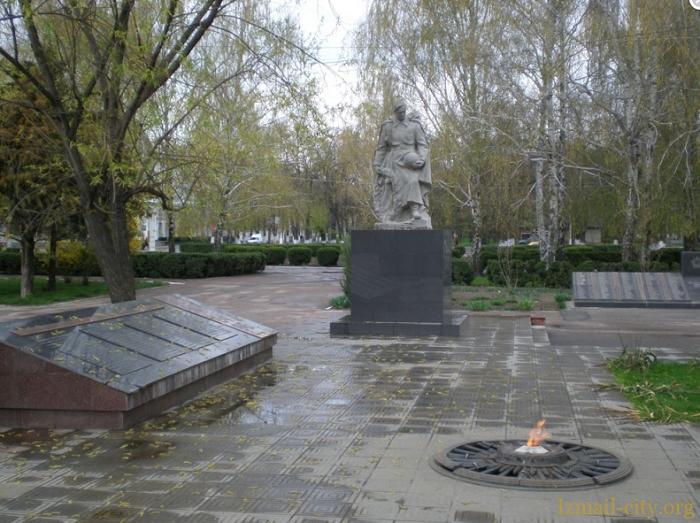 22 июня Измаил отмечает День скорби и почтения памяти жертв войны