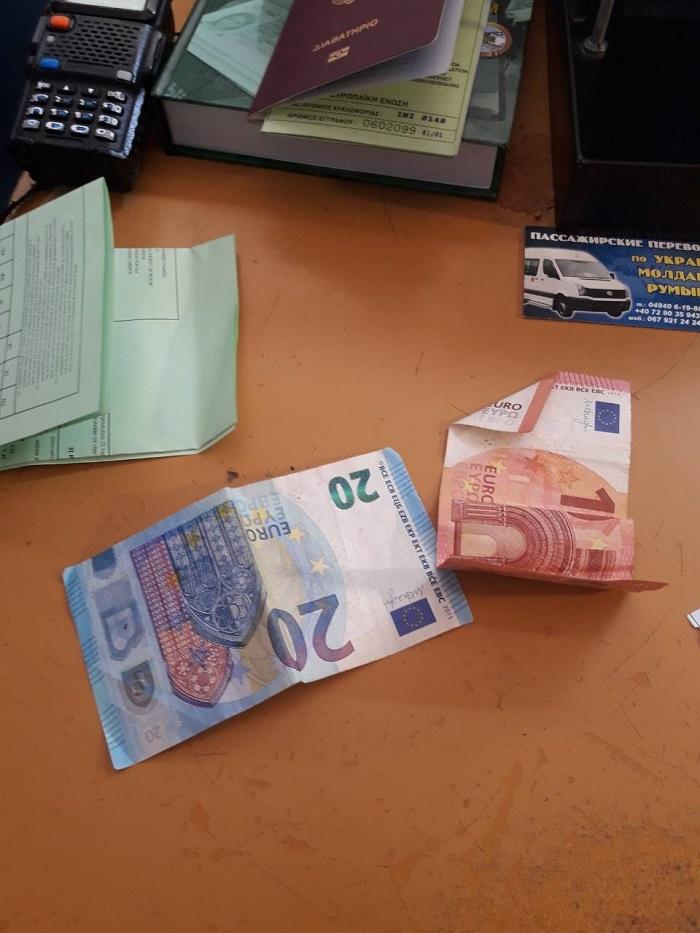 Байкер из Греции предлагал взятки пограничникам Измаильского отряда