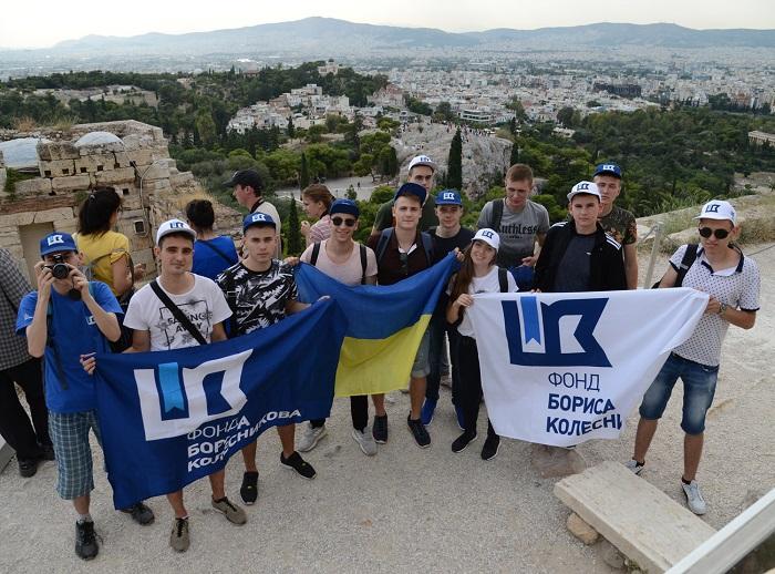 Измаильские курсанты ОНМА побывали на профильной выставке в Греции