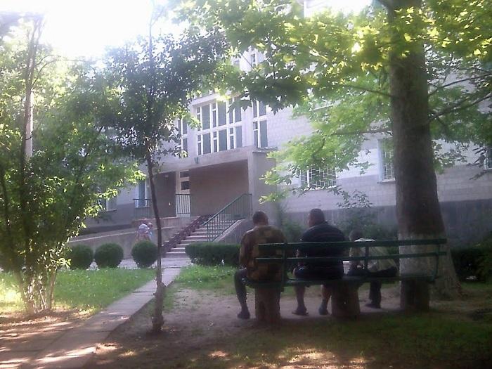 Больница водников Измаил