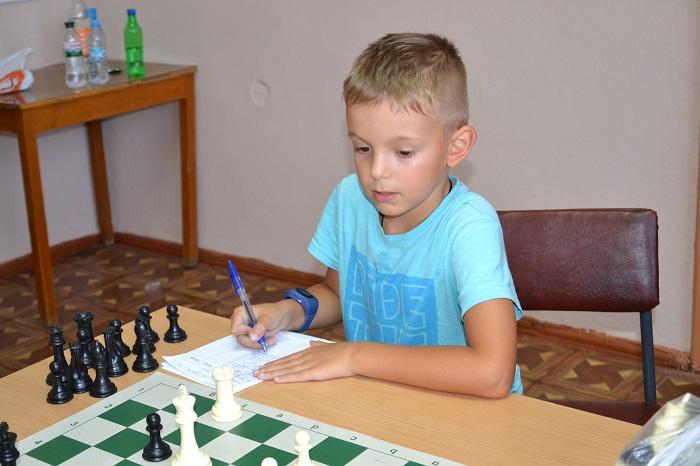 шахматы Измаил