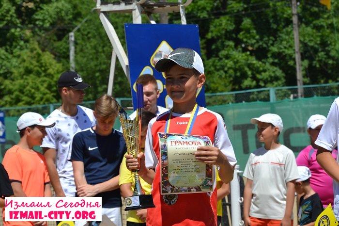 теннис Измаил
