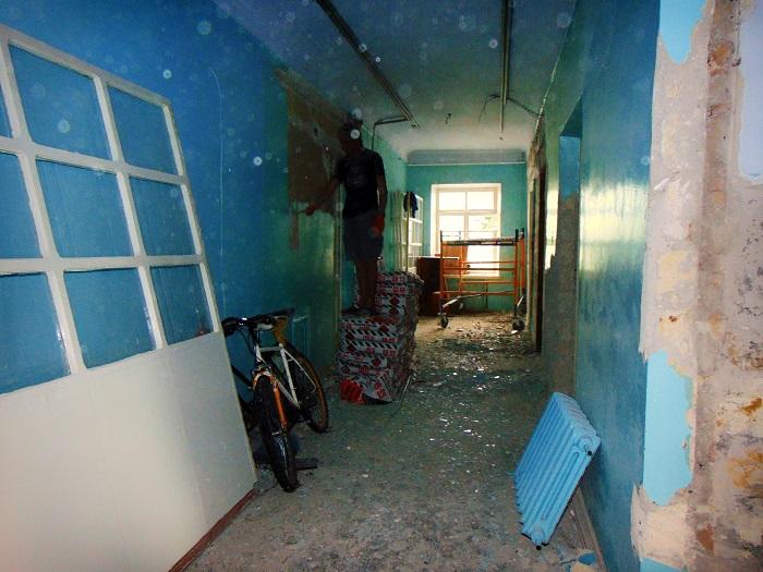 ремонт больницы Измаил