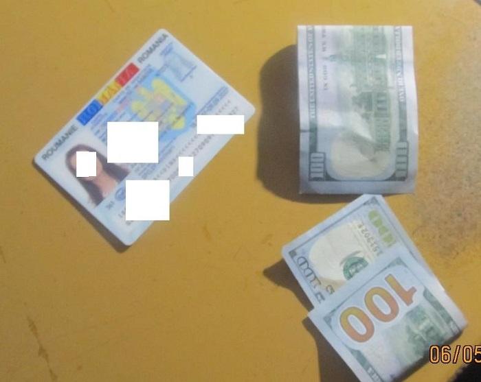 Гражданка Румынии пыталась подкупить измаильских пограничников. ФОТО