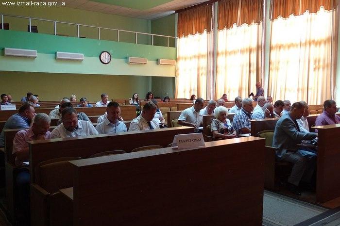 Сессия Измаильского горсовета: законность в городе, пополнение коммунальной собственности и Соглашение с Румынией