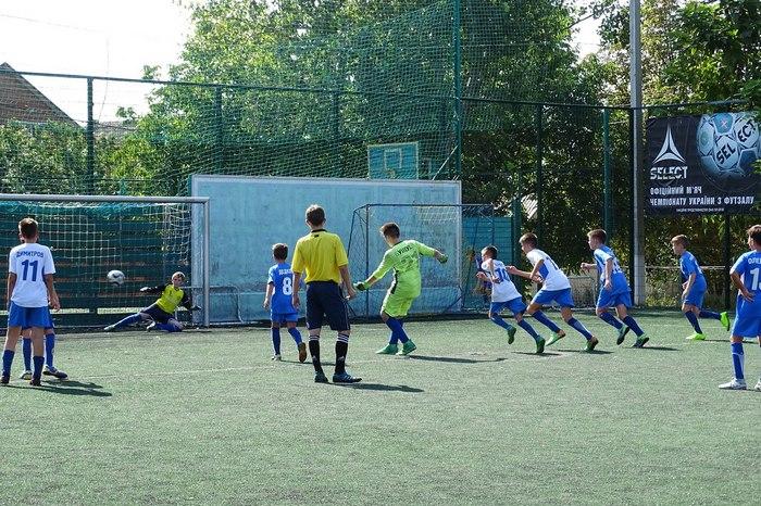 футбол Измаил