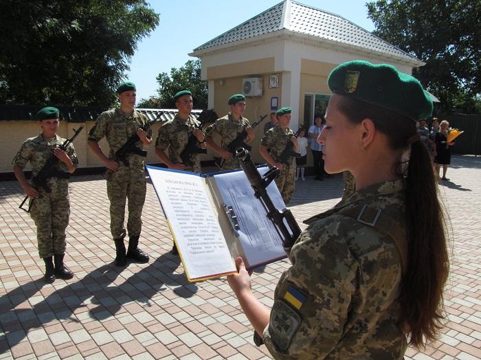 В Измаиле герой-пограничник награжден посмертно