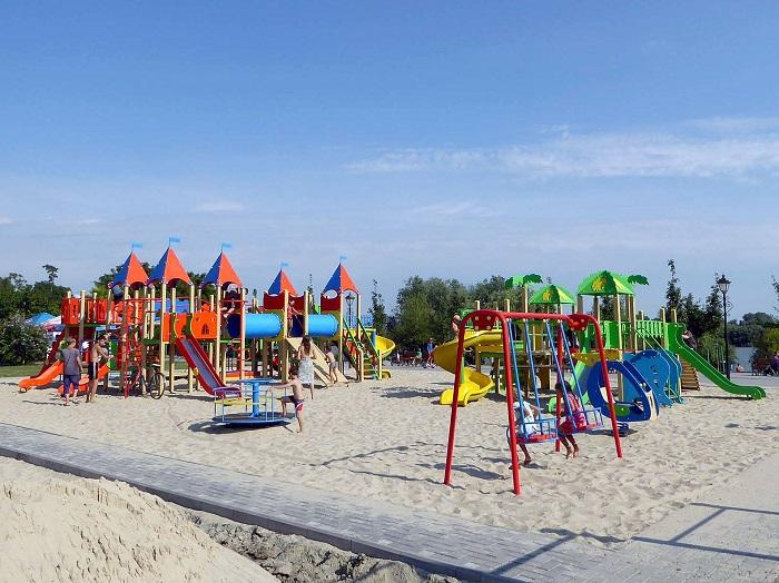 Измаил Пляж Диорама
