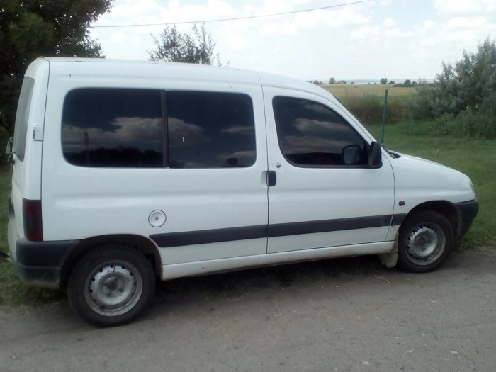 левое авто Болград