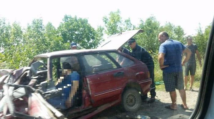 смертельное ДТП на трассе Одесса-Рени