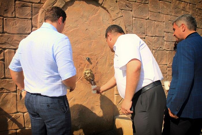 В Измаиле открылся бювет