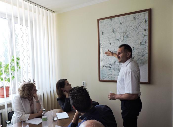 В Измаил прибыли представители ОБСЕ