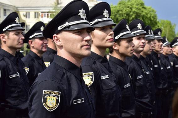 В Измаиле начался набор в патрульную полицию