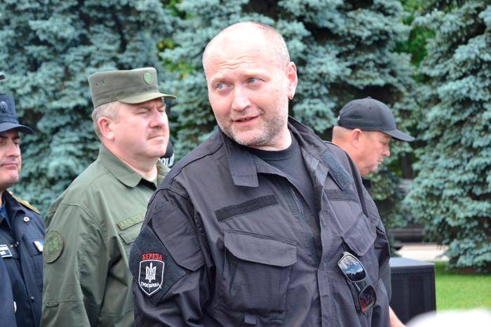 Арсен Аваков в Измаиле