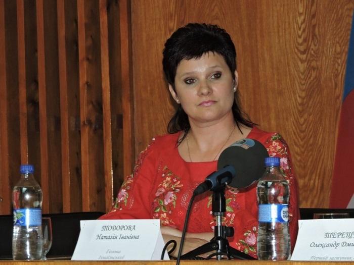 Наталья Тодороа