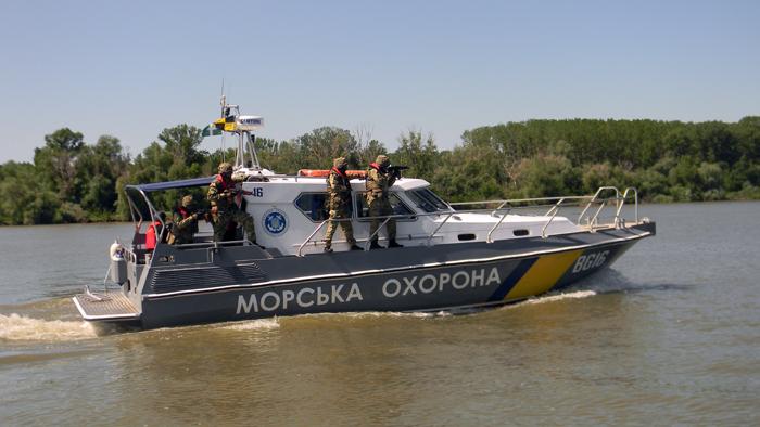 Измаильские пограничники и СБУшники приняли участие в антитеррористических учениях «Міцний кордон-2017»