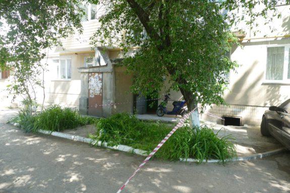 В Измаиле оцепили двор в многоэтажке из-за учебного выстрела гранатомета РПГ-7