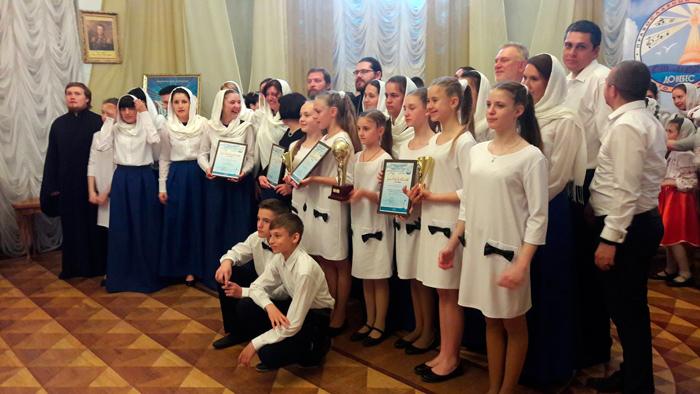 Измаильчане привезли домой Гран-при фестиваля хорового искусства в Одессе